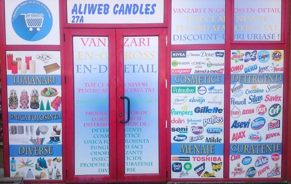 Magazin Doraly Aliweb Candles