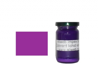 Colorant lichid violet inchis