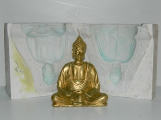 Matrite lumanari decorative : Buddha