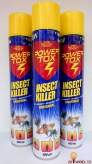 Insecticid Power Tox 300 + 100 = 400 ml