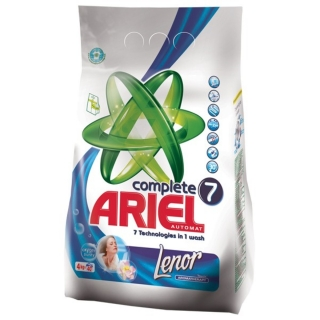 Ariel automat Lenor Touch of Aromatherapy 4 kg